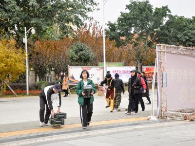 第四届成都校园滑板大赛——西南交大希望学院站报道