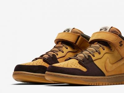 Nike SB Dunk Mid Pro 「Lewis Marnell」纪念款即将上市!
