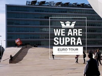 Supra 队伍欧洲滑板大片#WeAreSupra,超明星阵容!