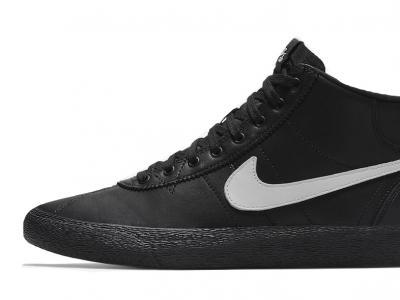 专为女性打造,Lacey Baker最新设计 Nike SB Bruin High 发布