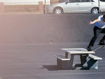 女中豪杰 Lacey Baker带来最新设计Nike SB Bruin Hi宣传片!