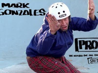 传奇滑手Mark Gonzales最新设计Pro-Tec头盔-纽约宣传影片!