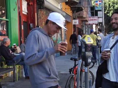 Chico Brenes :在旧金山滑板的一天!