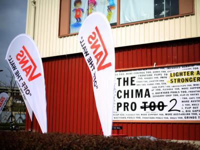 亚洲最后一场Vans Chima Pro 2鞋测活动登录上海Iconx滑板场!