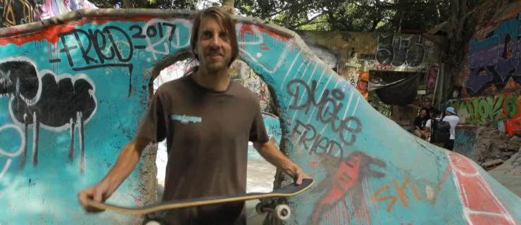 Weedmaps滑板队夏威夷之旅:海陆统统不放过,断肋骨在所不惜
