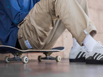adidas Skateboarding最新「3ST」系列合作款滑板鞋