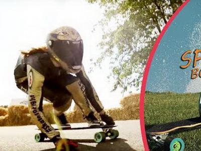 奥运会频道:全世界滑行速度最快的女滑手们都在这里!