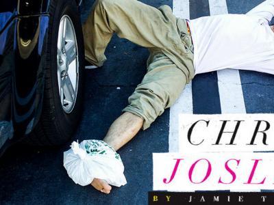 【盘问】猛兽Chris Joslin,从不幸童年里滑出来的天之骄子!