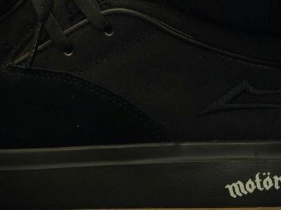 Lakai x Motörhead 合作款新品,当滑板鞋遇上了摇滚与重金属!