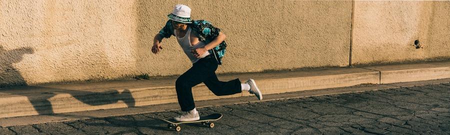 重回视野:HUF推出新品滑板鞋「The Clive」!