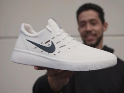 Christian Flores带来Nyjah Huston第一双Nike SB签名款评测