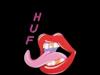 新品速递!HUF x Chloe Kovska合作款新品正式上线!