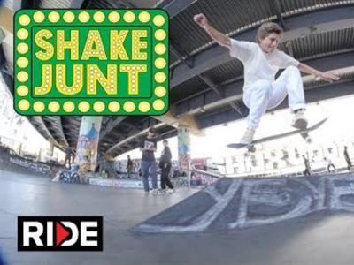 Shake Junt最新「滑或死」系列视频-传奇女滑手Elissa Steamer