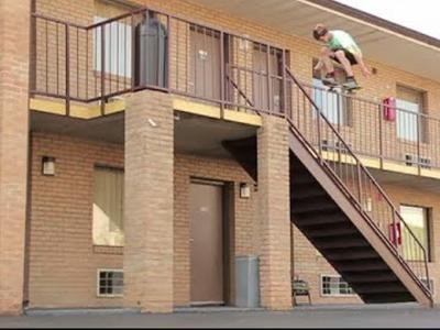 端午特辑!Braton Bonner「Close to Gross」滑板片段