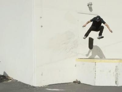 初心不忘,P-rod拍摄Primitive滑板大片「Never」生素材剪辑
