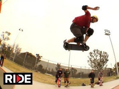 令人向往的板场:Linda Vista Skatepark!