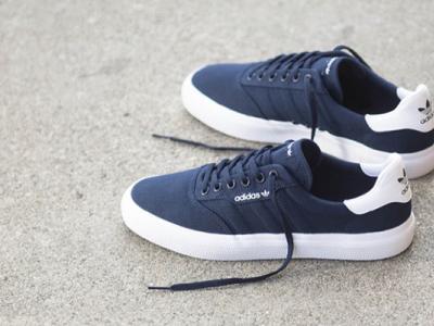 Adidas全新「3MC」滑板鞋发布,七月份全球开售!