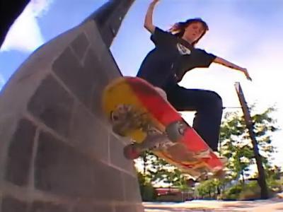 风格女子滑手Breana Geering,个性影片「Wisteria」发布!