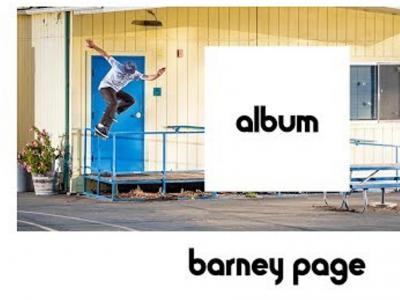 Etines最新大片「ALBUM」:Barney Page FULL PART限时免费上线