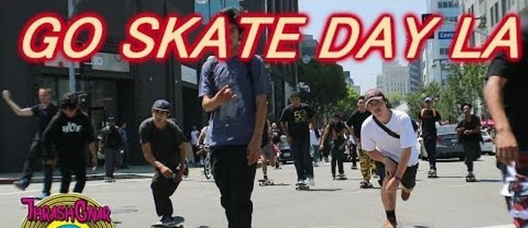 追踪世界滑板日各地活动盛况!第四站: Los Angeles