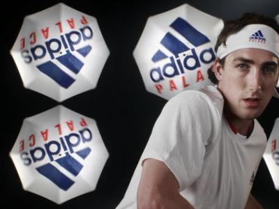 我和网球有个约会,Adidas X Palace 迷幻网球系列新品发布!