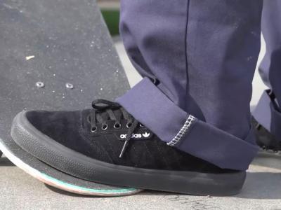 Tactics带来Adidas全新「3MC」滑板鞋测评!