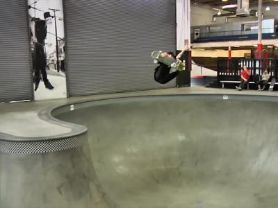 疯狂的碗池动作,Clay Kreiner最新个人影片「Madness」发布!