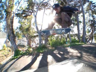 致敬传奇滑手Jovontae,Lakai重回梦想起源之地旧金山!
