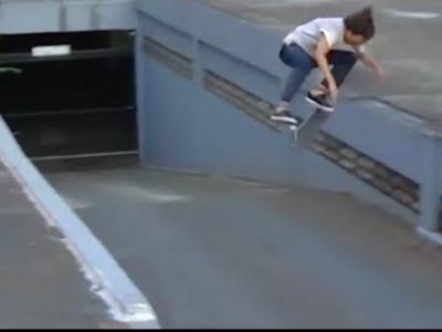 KOTR3:灵魂滑手Evan Smith闪现