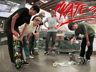 """「Skate Or Dice」:Berrics开启小型""""国际赌局"""""""