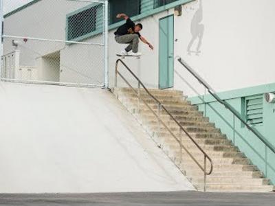 新品速递!天赋滑手Ishod Wair携个人新款Blazer Chukka XT回归