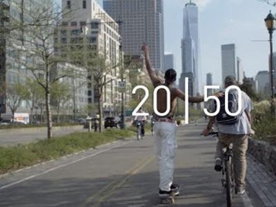 周末好片!Adidas 发布新影片「20|50」