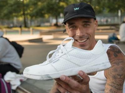 CCS滑板鞋测试!Spencer Hamilton用Supra做100个kickflip