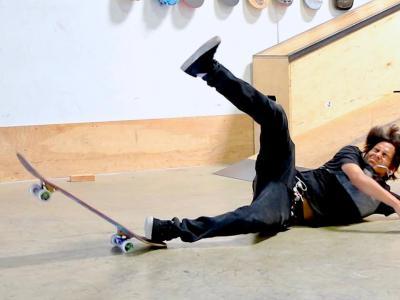 三个教你降低滑板受伤几率的实用技巧!