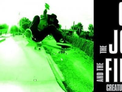 Creature Skateboards出品:「Cody,Joker and the Fiends」