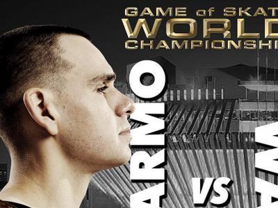 Dime荣耀挑战:Ishod vs Wade 价值20万美元的Game of S.K.A.T.E