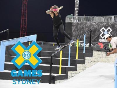 强强对决!2018X Games悉尼女子街式滑板决赛完整版视频呈现