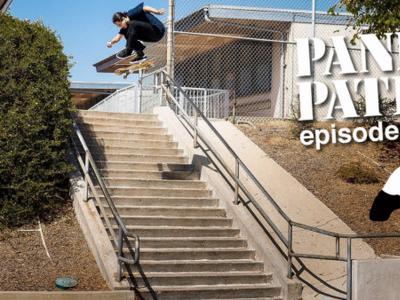 Enjoi创意滑板大片「Panda Patrol」第六集:Enzo Cautela升Pro