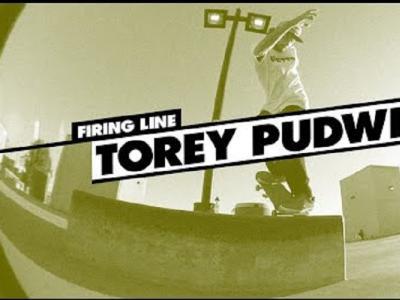 Firing Line- Torey Pudwill完美一条线