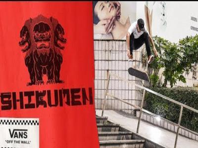 Vans亚太地区滑板电影巨献——「Shikumen」全球正式发布!