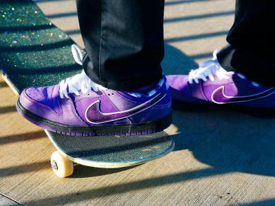 紫龙虾来袭:Concepts x Nike SB Dunk Purple Lobster