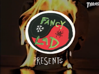 Fancy Lad最新滑板影片「Trampoline Jump」发布