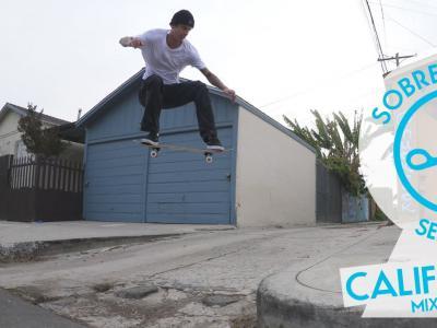 和Luan Oliveira, Carlos Ribeiro一起刷遍洛杉矶的地形!
