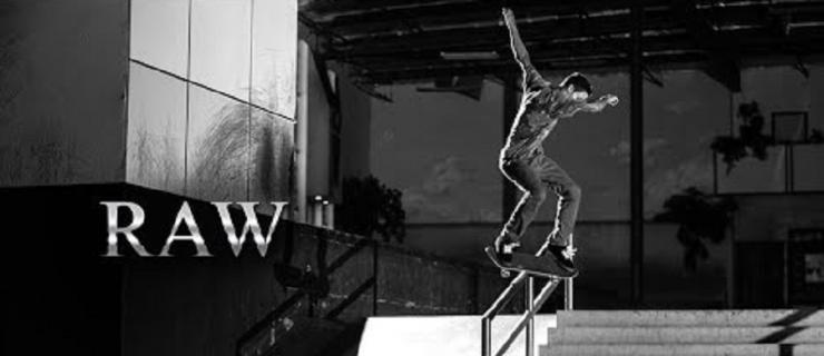 冠军滑手Julian Christianson「Recruited」生素材片段发布