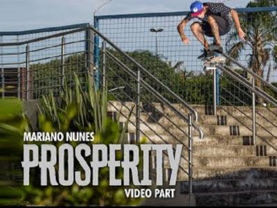 Mariano Nunes最新个人影片「Prosperity」部分发布