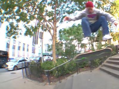 风格流滑手Sebo Walker新片「8 Days」,玩转纽约的街道