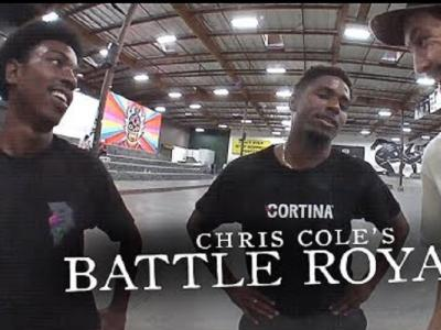 Berronte Ramirez Vs. Aramis Hudson作客Berrics「Battle Royale」挑战