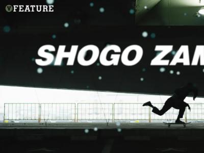 21岁日本滑手Shogo Zama(座間翔吾)街头帅片发布!