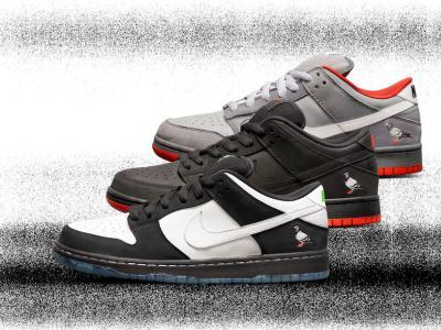 """是鸽子?是熊猫?还是竹子?Nike SB Dunk Low """"Panda Pigeon"""""""