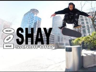 Berrics新浪潮「Next New Wave」:加拿大滑手Shay Sandiford